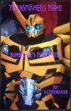 Transformers Prime Bumblebee's Twin Sister cover