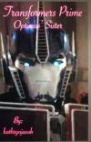 Transformers Prime Optimus' sister cover