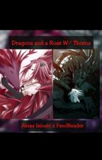 Dragons and a Rose w/ Thorns by Chaos_Knight1