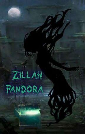 Zillah Pandora  by Coolgirl188