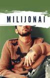 MILIJONAI [MALIK] BAIGTA cover