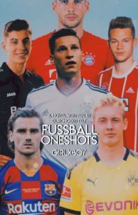 Fußball Oneshots -boyxgirl cover
