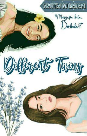 DIFFERENT (Twins) by ersaomi