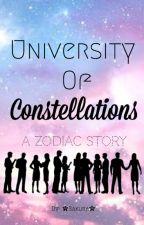 University of Constellations- A Zodiac Story by Sakura_Aesthetea