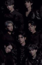 KPOP Boy Groups Book by Jiyeon-ssi