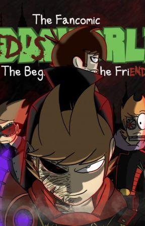 Eddsworld fancomic  Tbatf part 2 ( Redsworld) by selenehawkodile