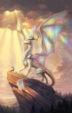 Dragon Elf (magi fanfic) by wolfie_1706