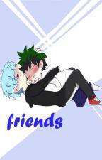 Friends by ginko_sama