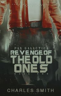 Pax Galactica 2 - Revenge of the Old Ones cover