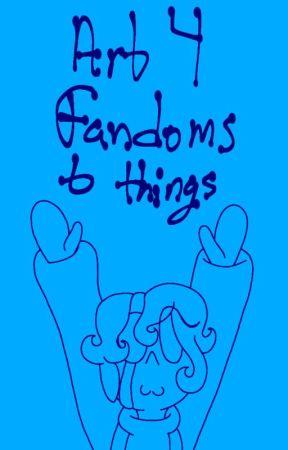 Art Book for Fandoms and random updates by CringyDorkDrawer