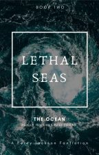 Lethal Seas   Percy Jackson by General_Jellyfish