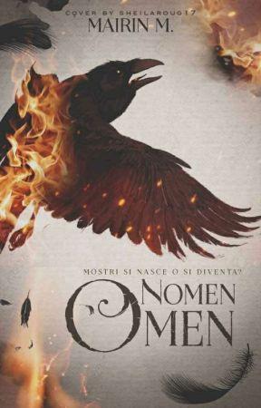 Nomen Omen by itsmairin