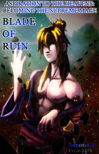 Blade of Ruin [Emperor of the Celestial Sun Mist 3] cover