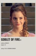 The Goblet of Fire | Hermione Granger x Male Reader (Book Four) by kieran_w