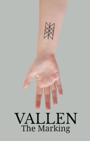 Vallen: The Marking (Vallen series #1) by storiesofelysian