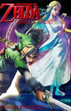 The Legend Of Zelda:  Land of Ruins (old version, first 4 chapters) by traumateamgeek12