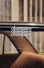 champion ღ pierre gasly by mendesluss