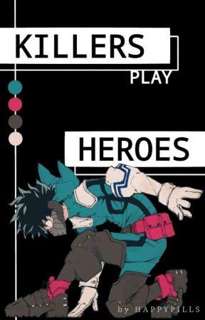 Killers Play Heroes       ʙɴʜᴀ ⓧ ᴄʀᴇᴇᴘʏᴘᴀsᴛᴀ ᴄʀᴏssᴏᴠᴇʀ   by DQuietBanshee