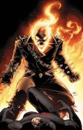 Burning Love (Ghost Rider x Female Creepypastas) (ON HOLD!) by JohnnyE2018
