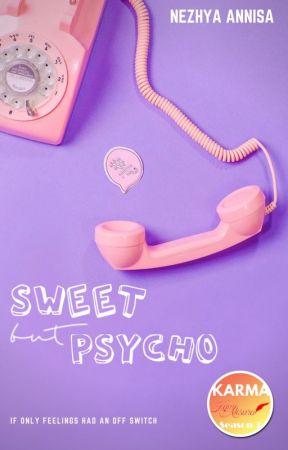Sweet but Psycho by nezzumia