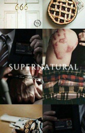 Supernatural [One-Shots]  by PurpleBooksCoffee