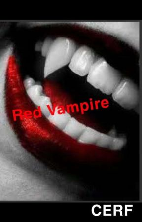Red Vampire by Cerfcamille