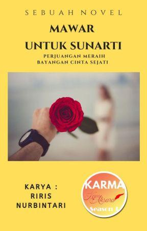 Mawar untuk Sunarti by ririsnurbintari