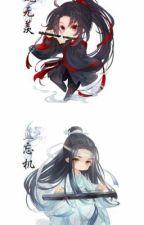 (unicode) ခေတ်သစ် modaozushi fanfic by hongmingyue