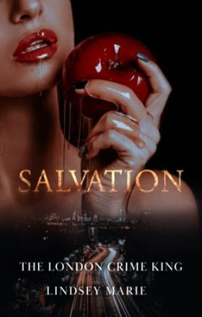 SALVATION, VINCENT (BOOK 11: THE LONDON CRIME KING SERIES) by Queen_Of_Desires