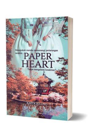 Paper Heart | Terbitan Jun 2021 by yana_xoxo