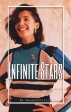 Infinite Stars   Peter Quill Daughter [1] by HannahDottier