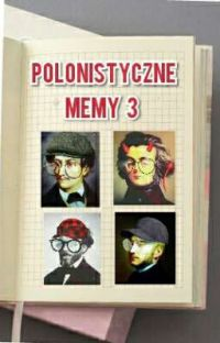 Polonistyczne memy 3 cover