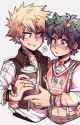 Villain AU! BakuDeku x Daughter! Reader [Little Days] by yelenas_anthem