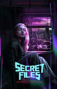 SECRET FILES ━━  PORTFOLIO cover