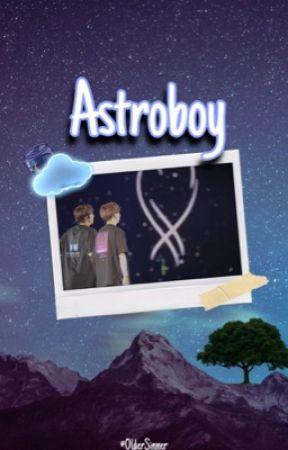 Astroboy ツ | Yoonjin/ Sujin. by OlderSinner