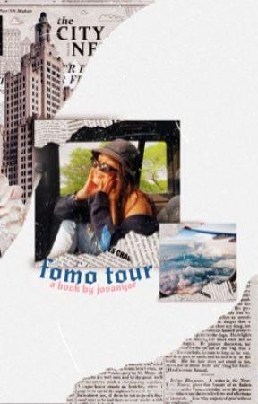 fomo tour, ✈︎ zion kuwonu  by JovaniJar