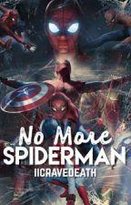 No More Spiderman by iicravedeath