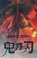 Rising Sun | Kimetsu no Yaiba x OC by Nightblooming