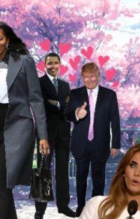 Trump X Obama  cover