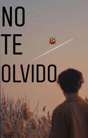 NO TE OLVIDO  by lilicervantes15