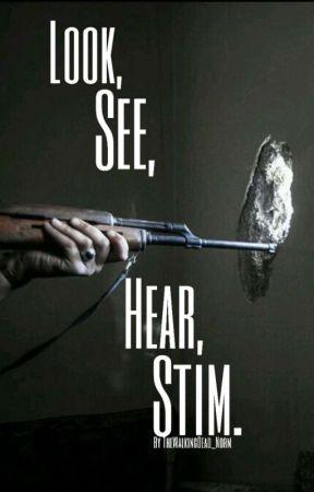 Look, See, Hear, Stim [DARYL DIXON] by TheWalkingDead_Norm