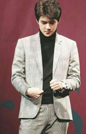 I LOVE YOU MR. DEVIL  {Oh Sehun~Kim Jisoo} by SifadaraA_