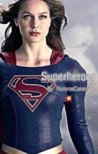 Superheroes   The Avengers [1] by ReverseCanary