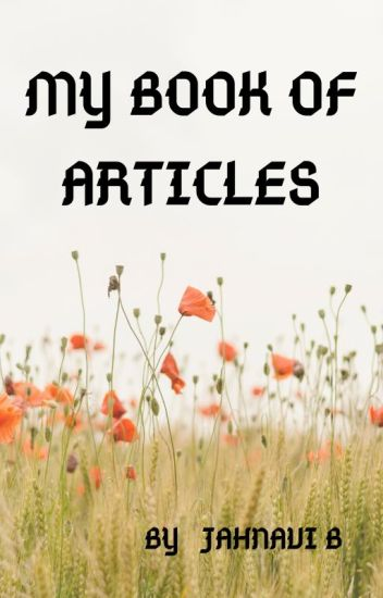 My Book Of Articles