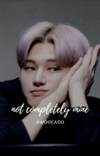 Not Completely Mine   |woosan| by awoocado