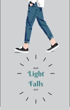 Light Falls  by NotLoudJustProud