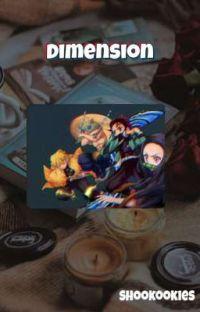 dimension |kimetsu no yaiba x reader| cover