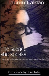 The Silence She Speaks✔ cover