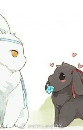 My little rabbit [SLOW UPDATE] by HoneyAloner05