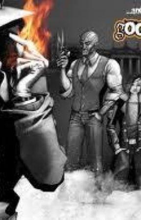 Dark Souls: Skulduggery Pleasant Fan fiction by Jack_Havoc